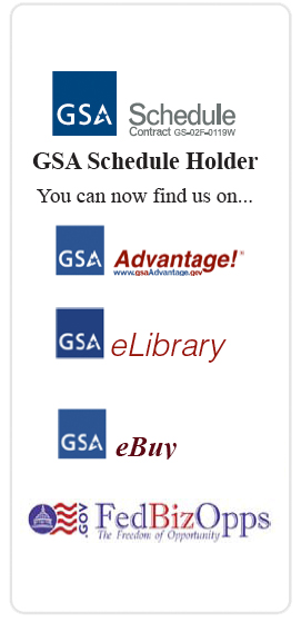 GSA Schedule Contract GS-02F-0119W